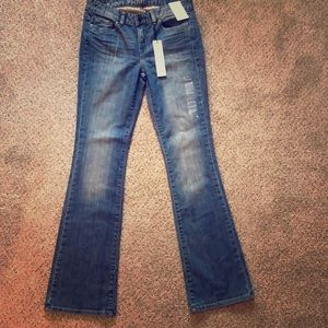 Calvin Klein ultimate boot cut jeans size 4x32 NEW